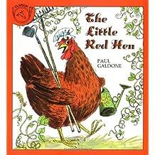 The Little Red Hen Book & CD