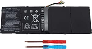 Gomarty AP13B3K Laptop Battery Compatible with Acer Aspire R7-571 R7-571G R7-572 R7-572G V5-552G V5-572P V5-573P V7-481 V5-472P V5-572G V7-482P Notebook 4ICP6/60/78 AP13B8K