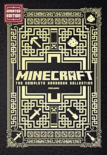 Minecraft: The Complete Handbook Collection cover