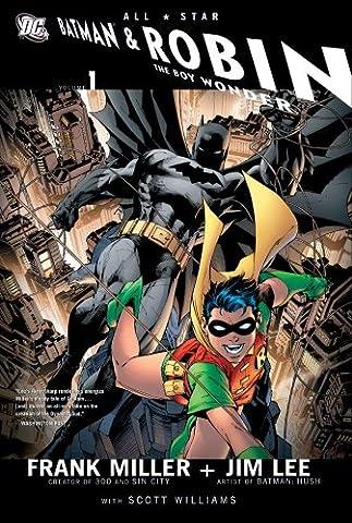 All Star Batman and Robin, the Boy Wonder (Superman All Star)