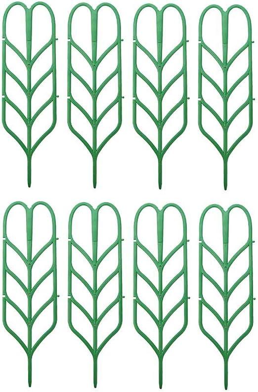 Hamkaw Planta Enrejado, Bricolaje para Soporte de Plantas en ...