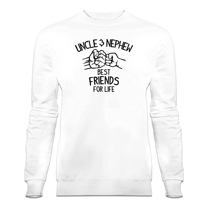 Sudadera Uncle & Nephew Best Friends For Life by Shirtcity