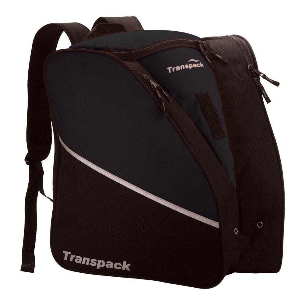 TranspackエッジJr Boot Bag Kids B002S354S0 One Size ブラック ブラック One Size