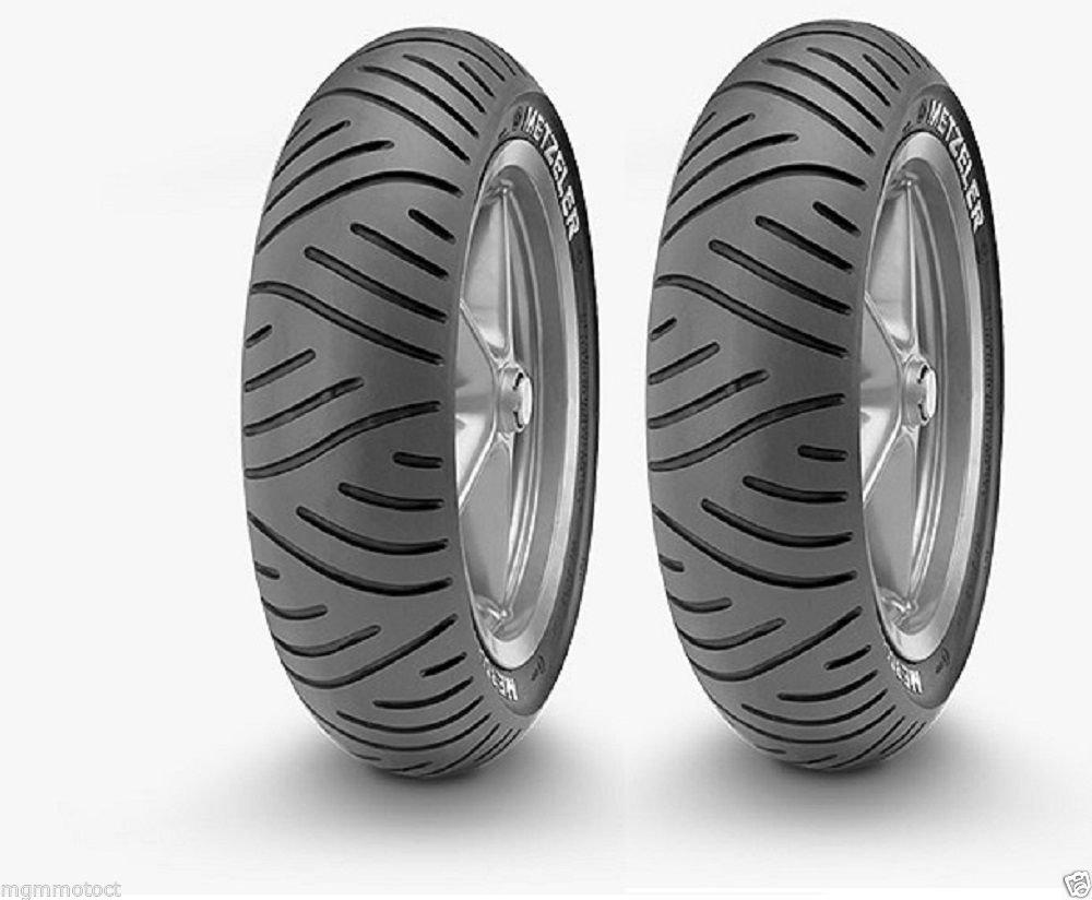 Paar Reifen Reifen Metzeler ME 7/Teen Vespa ET2/ET4/50/120//70/10/100//80/10