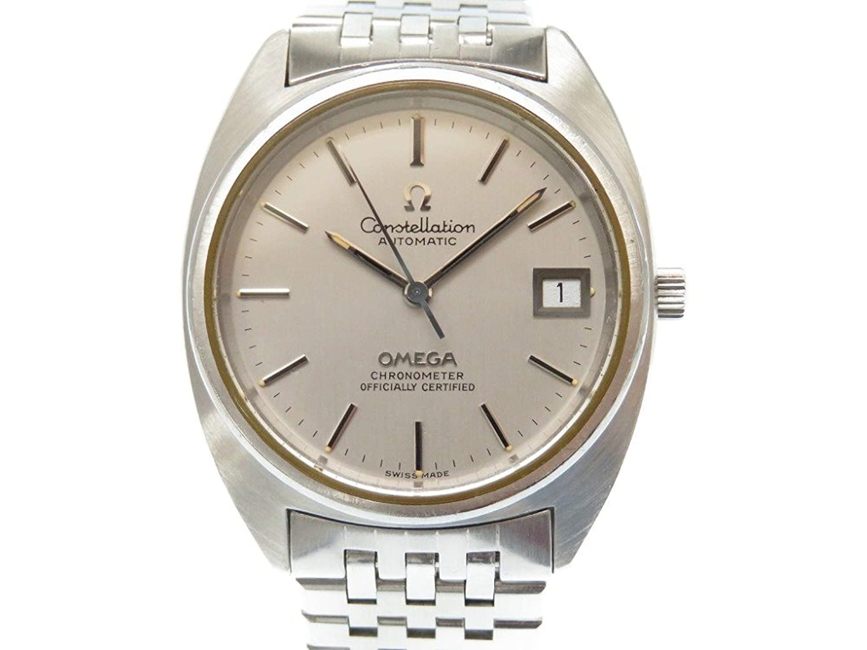 (オメガ) OMEGA コンステレーション ジェラルドジェンタケース 腕時計 ステンレススチール メンズ 0611 中古 B07DPD8F8C