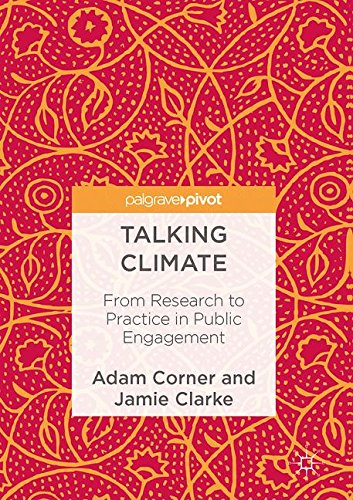 Talking Climate: From Research to Practice in Public Engagement