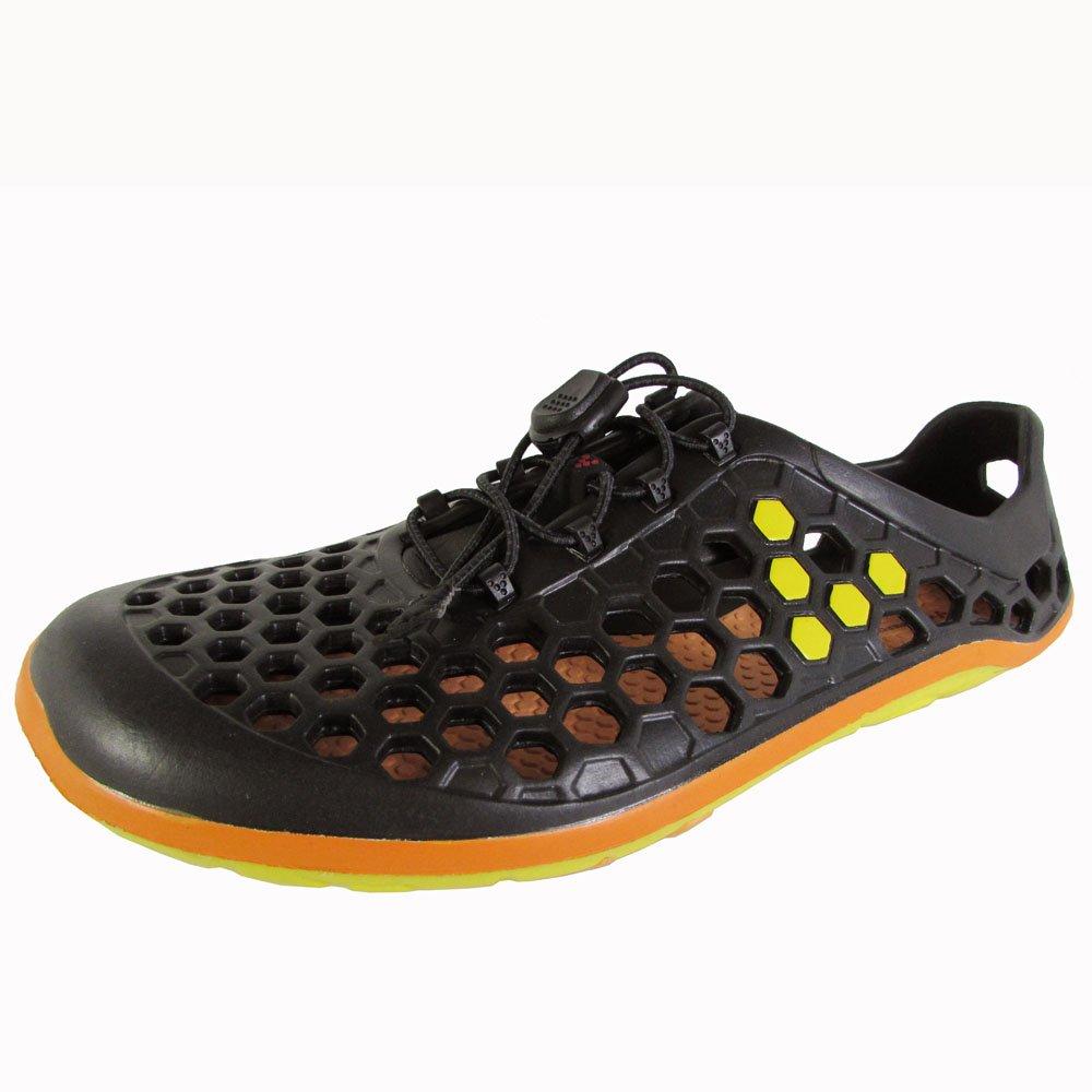 Vivobarefoot Women's Ultra II Water Shoe B00O4COA3S 35 EU / 5.5 US|Black / Yellow