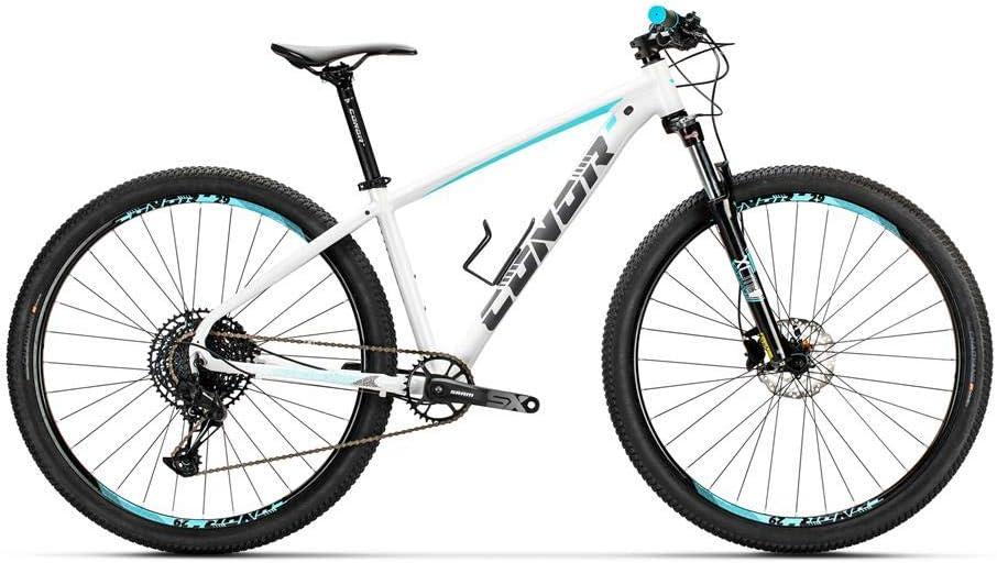 Conor Bicicleta 9500 Bicicleta de montaña con Dos Ruedas. Bici Adultos. Bike. Ruedas 29 Pulgadas. 12 velocidades.