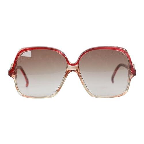 YVES SAINT LAURENT - Gafas de sol - para mujer Rojo rojo XL