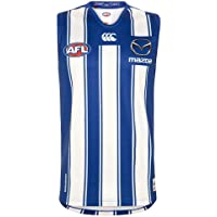 North Melbourne 2020 Authentic Mens Home Guernsey