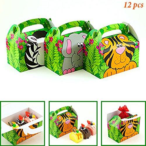 Jungle Birthday Party Supplies: Amazon.com