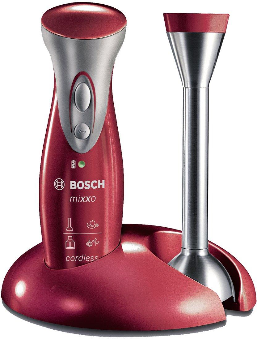 Bosch mixxo Food Processor, Rojo, 1260 g - Robot de cocina: Amazon.es: Hogar