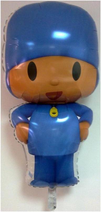 Globo Figura Andante Pocoyo: Amazon.es: Juguetes y juegos
