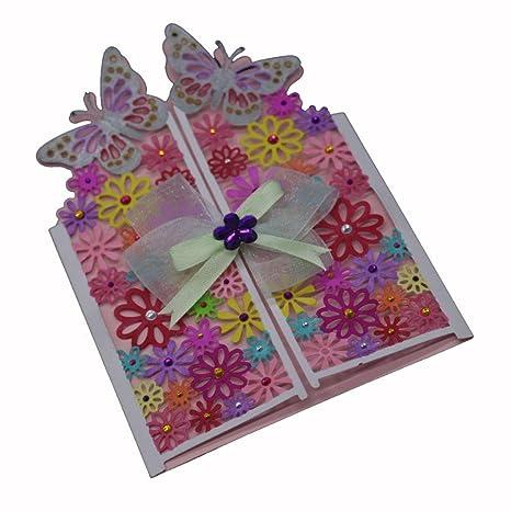Plantillas de troquelado de flores, iHPH7, corazones, de ...