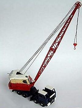 Langley Models Foden FC20 camiones grúa de montaje celosía Boom OO escala Kit RW22a sin pintar: Amazon.es: Juguetes y juegos