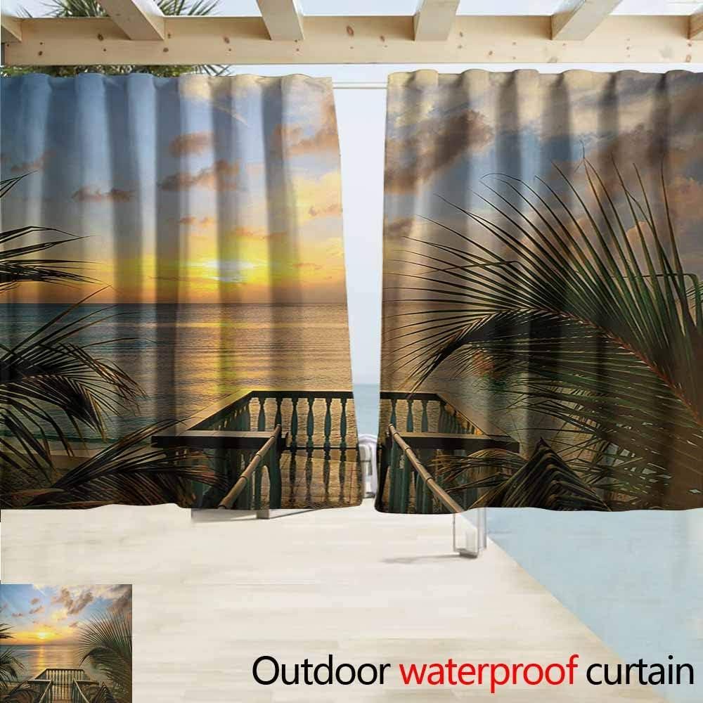 DocGike Ocean - Cortinas para Sala de Estar, diseño náutico y ...