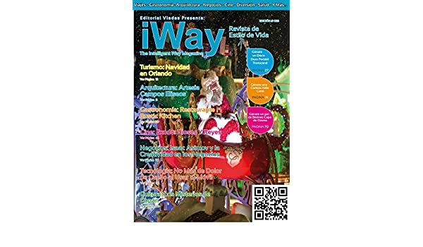 Amazon.com: iWay Magazine Diciembre 2014: Edicion de Diciembre 2014 (Spanish Edition) eBook: Virginia Viadas: Kindle Store