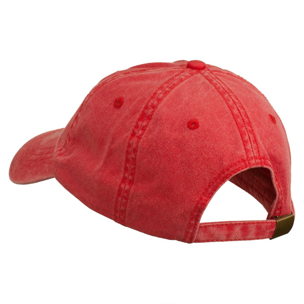 Spike Club Man Volleyball Embroidered Washed Cap