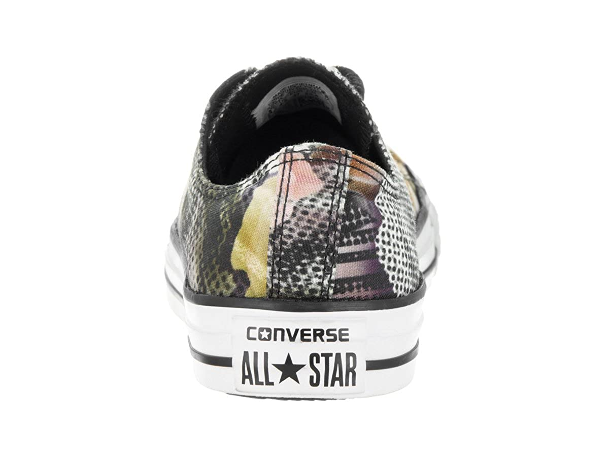 b6bcd70c3bf01c Converse Womens Digital Floral Print Ox Textile Trainers  Amazon.co.uk   Shoes   Bags
