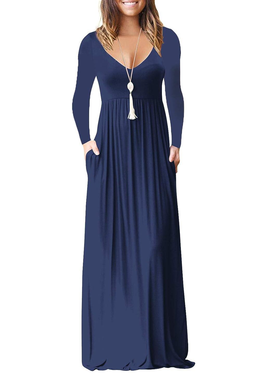 d805562543e8 MELANSAY Maxi Dresses for Women
