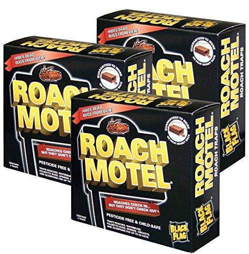 black-flag-hg-11020-lot-of-6-roach-motel-cockroach-killer-bait-glue-traps