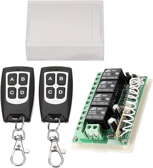 Remote Switch Schaltplan Gewiss