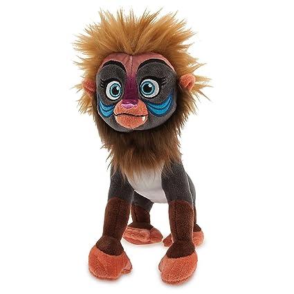 Amazon.com: Disney Makini Plush – The Lion Guardia – 10 inch ...