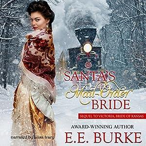 Santa's Mail-Order Bride Audiobook
