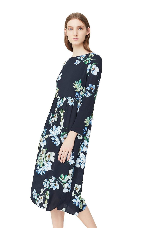 MANGO - Flower print Day dress
