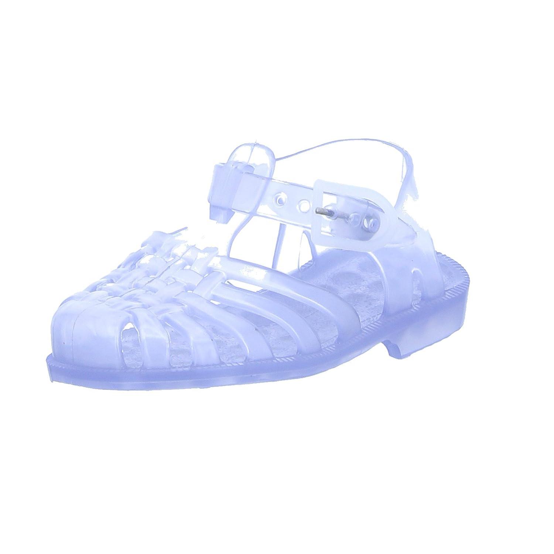 Sandales mixte en plastique Argent noir Métalisé plastique Argent Métalisé 4df61c1 - fast-weightloss-diet.space
