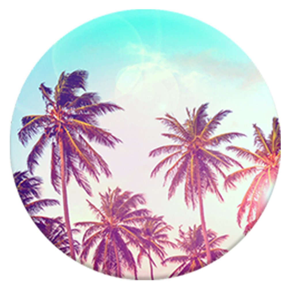 Amazon popsockets expanding stand and grip for smartphones and amazon popsockets expanding stand and grip for smartphones and tablets palm trees by popsockets voltagebd Images