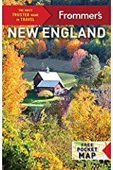 Frommer's New England (Complete Guides) Paperback