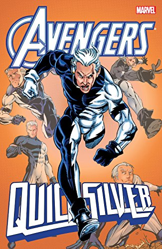 Avengers: Quicksilver (Quicksilver (1997-1998))