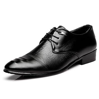 2017 Hommes Chaussures En Cuir Occasionnels En Plein Air En Cuir Chaussures Pointu Court Shose 38-43