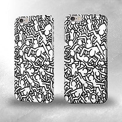coque iphone 6 haring