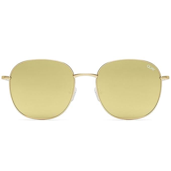 9abbf779fbbf Quay Australia JEZABELL Women's Sunglasses Minimal Round Sunnies:  Amazon.ca: Clothing & Accessories
