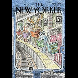 The New Yorker, April 4th 2011 (Julia Ioffe, Steve Coll, Adam Gopnik)