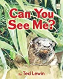 Can You See Me?, Ted Lewin, 0823429407