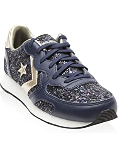 3f6739e87b8b88 Converse Donna Scarpe Sportive Nero Size  37 EU  Amazon.it  Scarpe e ...