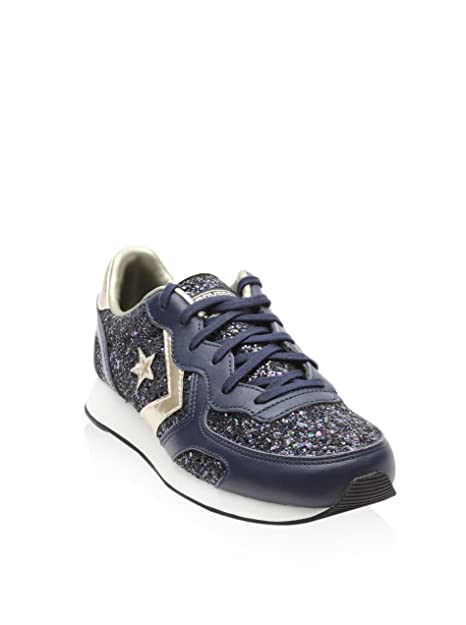 CONVERSE ALL STAR AUCKLAND RACER BLU ORO 555082C