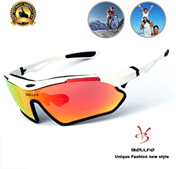BOLLFO Cycling Sunglasses