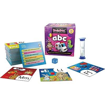 Brain Box - Juego de Memoria ABC en francés (47193320): Juguetes y juegos