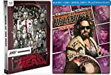 DVD : Mondo Steelbook SHAUN OF THE DEAD Exclusive Limited Edition Blu Ray & The Big Lebowski steelbook