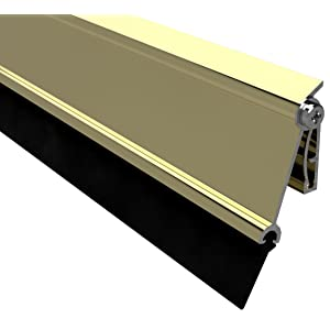 Stormguard 14sr5340914g 914 mm AT3 automático puerta umbral – efecto oro