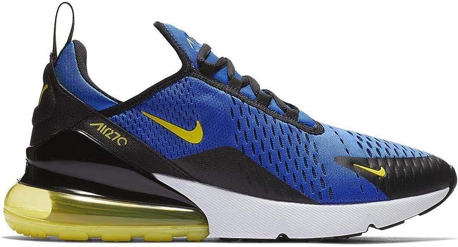 Zapatillas NIKE Air MAX 270 Amarillo/Azul Hombre: Amazon.es ...