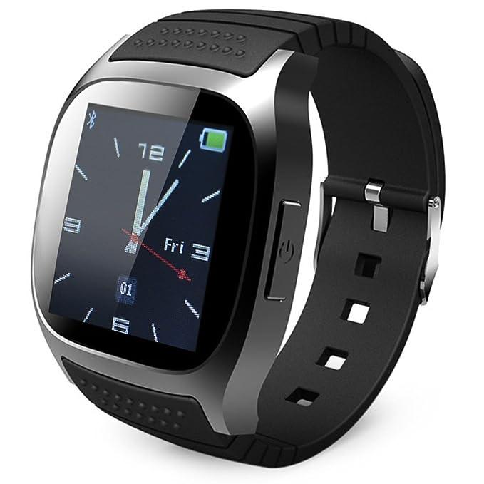 aicarey M26 Wearable Smartwatch, control de medios de ...
