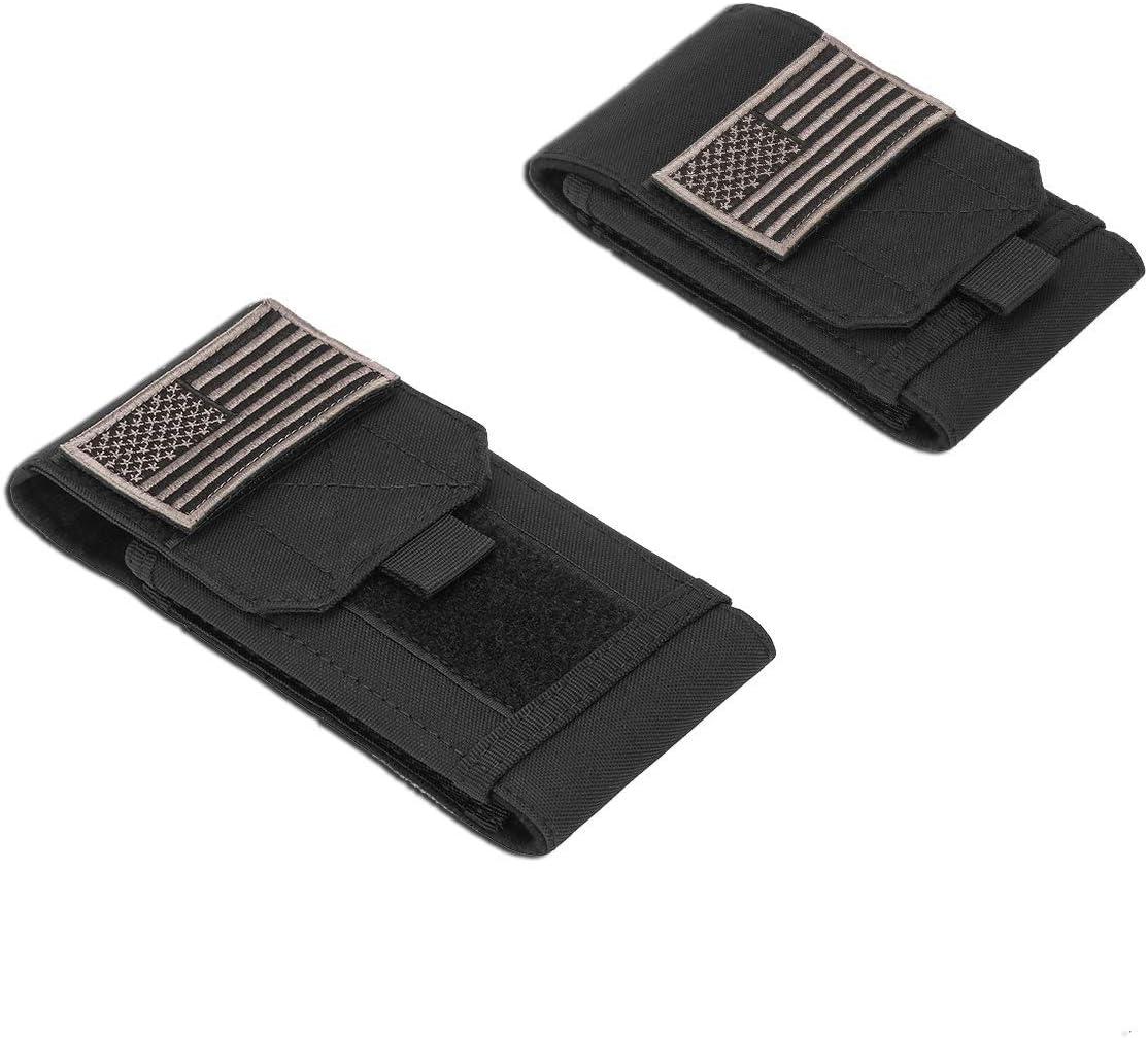 Samsung Note9//8//5 Shidan 1000D Nylon Taktische Schwerlast Molle Loop G/ürteltasche Handy Flag Patch f/ür iPhone 11 Pro MAX//11//11Pro//XSmax//XR//XS//X//8P//8//7 Galaxy S9+//S9//S8+//S8//S7 und andere