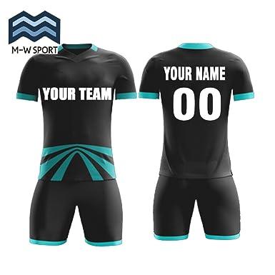 df6479d89 Amazon.com: Custom Sublimated Sport Uniform Set with Your Team Name ...