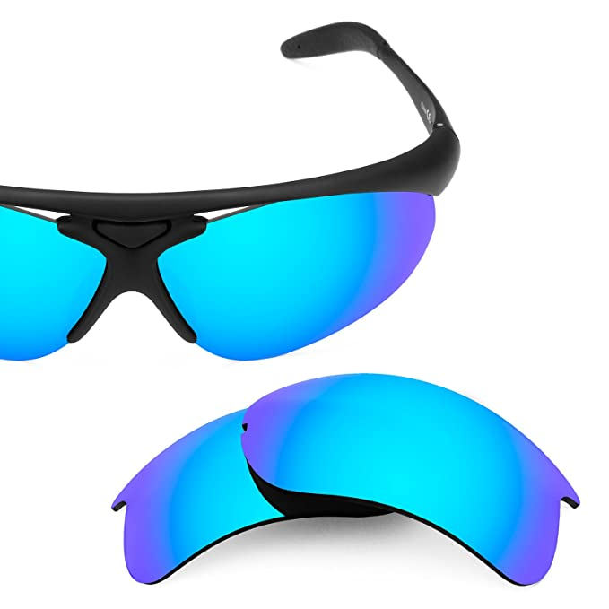 7cd2637546 Revant Polarized Replacement Lenses for Bolle Vigilante Ice Blue  MirrorShield