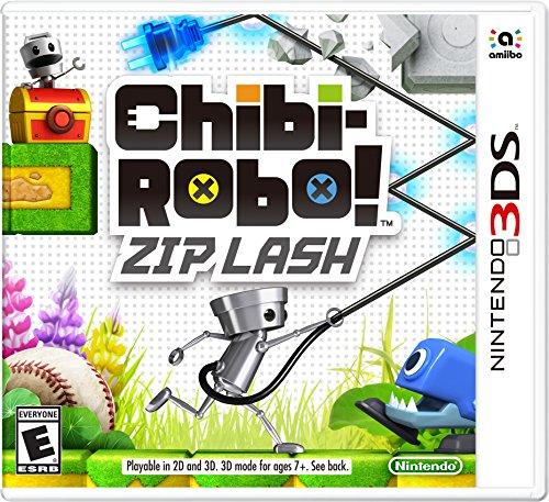 Chibi Robo Zip Lash Nintendo 3DS Standard